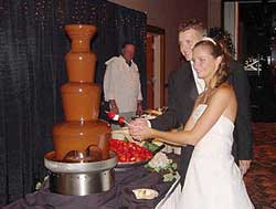 Special Events~Displays Chocolate Fountain Rental Sales ~ CHOCOLATE ...