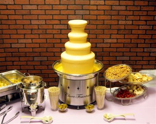 Cheese Fountains