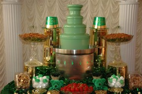 chocolate fountain rental and chocolate fountain sales